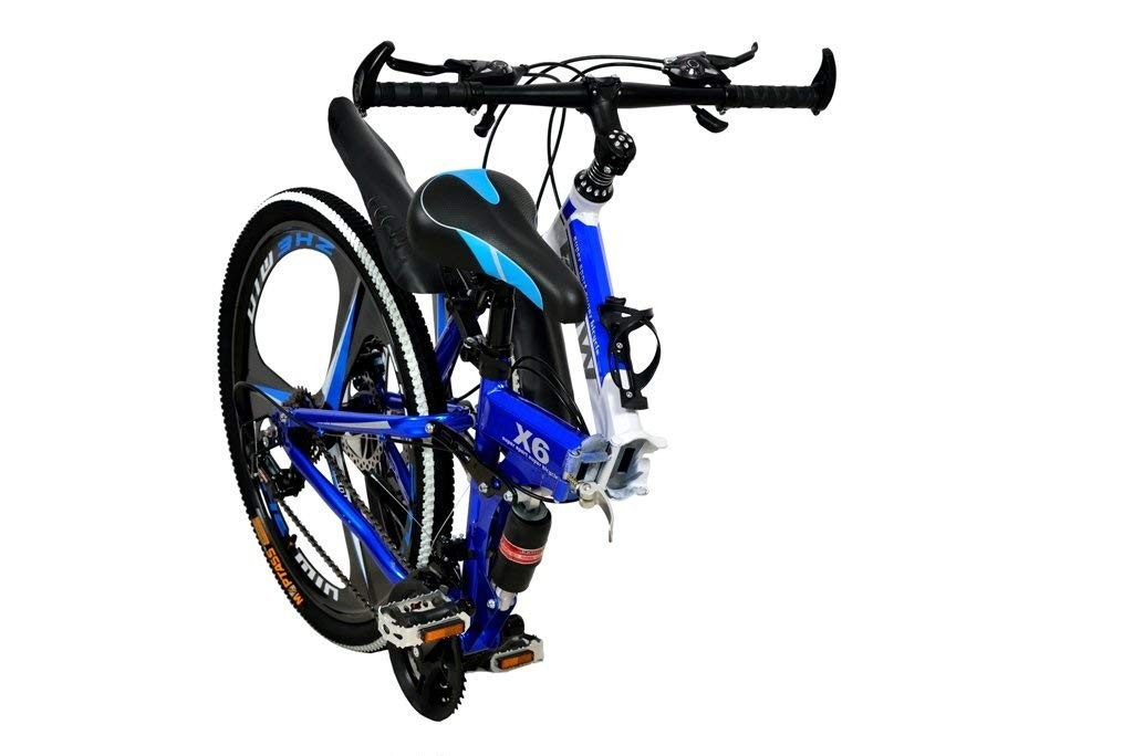 Bmw Bicycle >> Bmw X6 Rim Tyre Cycle Foldable Cycle